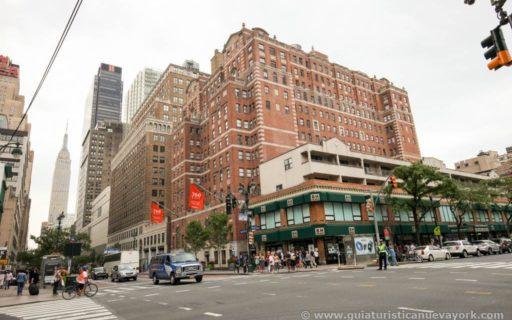 Mejor zona para comprar un producto en Nueva York