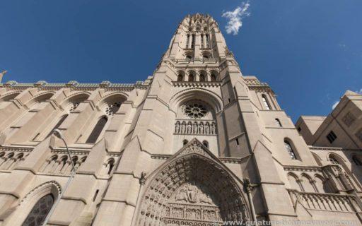 Arte medieval y colosales iglesias modernas en Nueva York