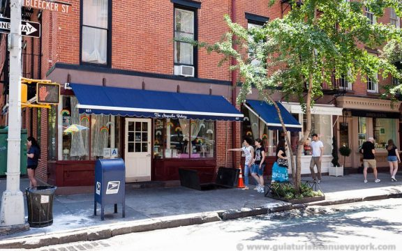 Pastelería Magnolia, de Bleecker Street