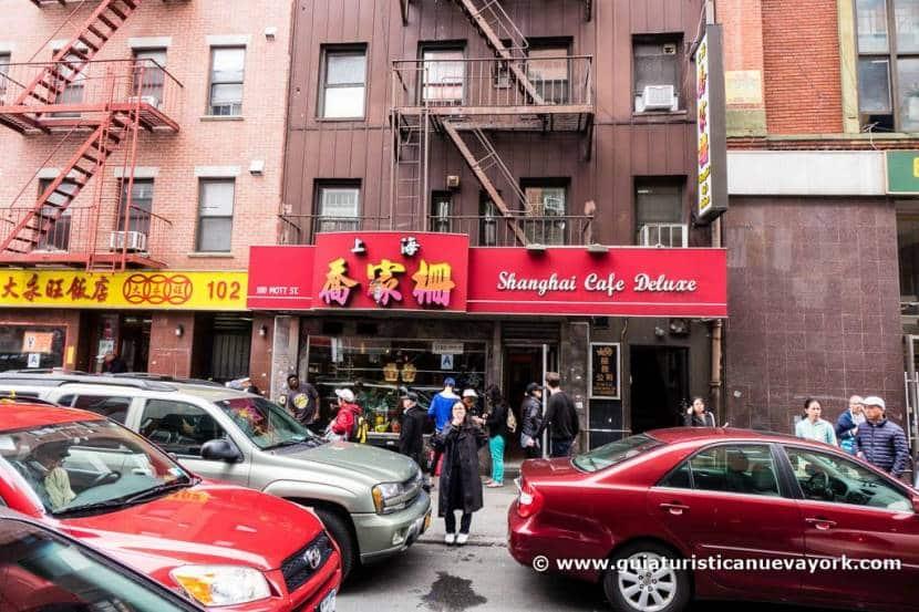 Exterior de Shanghai Cafe