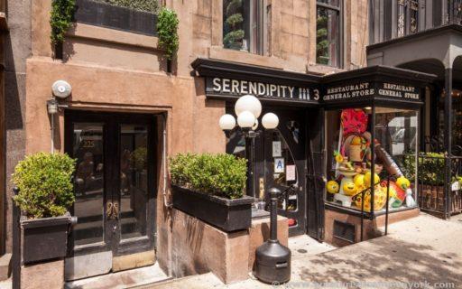 Restaurantes y locales de ocio de Nueva York