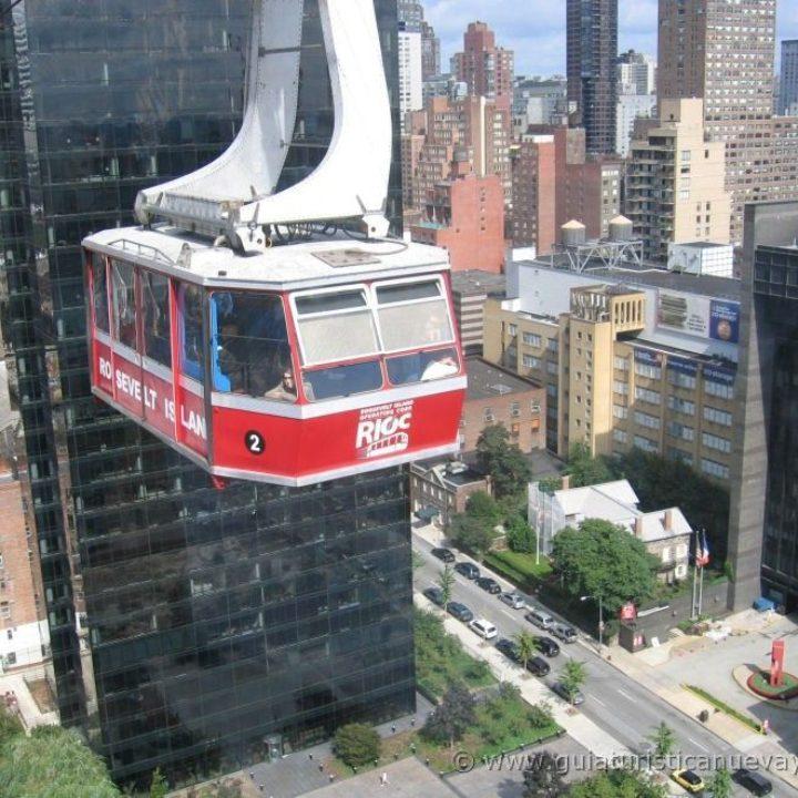 Teleférico de Roosevelt Island Tram