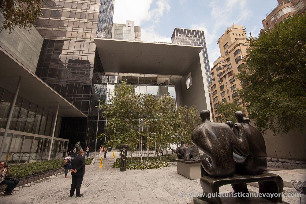 Jardin del MoMA