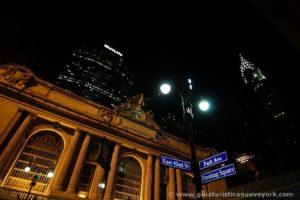 Grand Central Terminal de noche