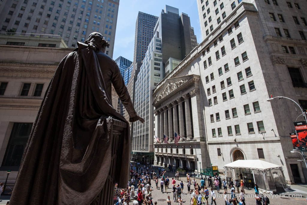 Washington controlando Wall Street