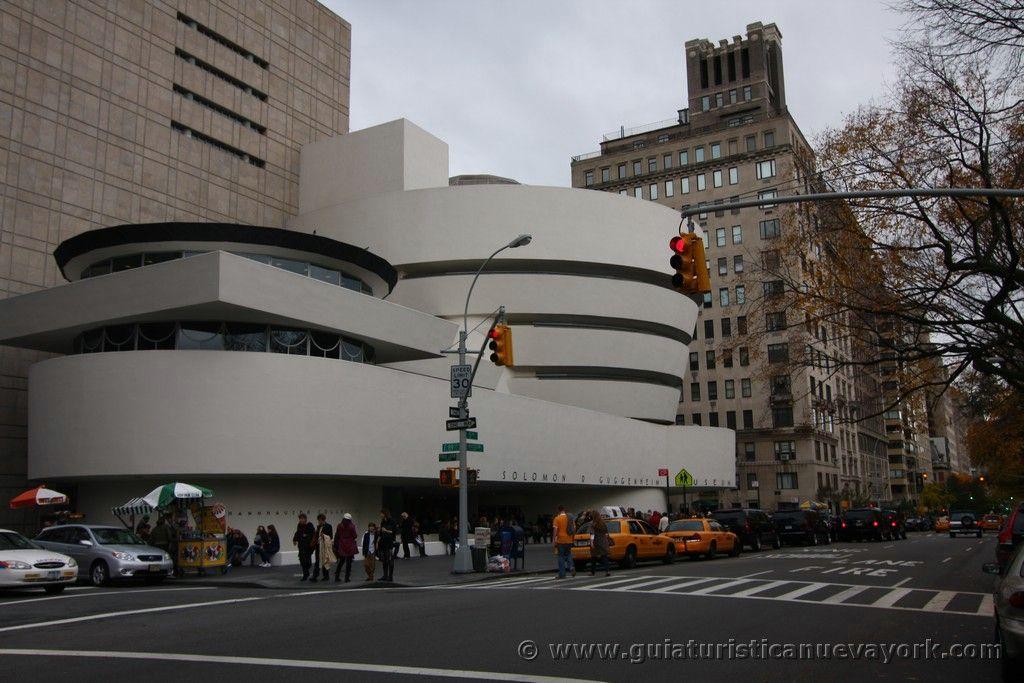 Museo Guggenheim Nueva York