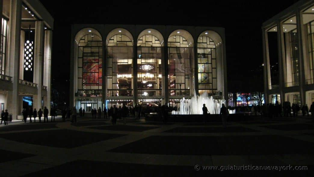 Vista del Lincoln Center