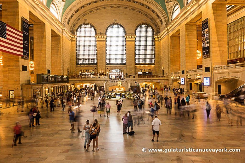 Vestíbulo de Grand Central