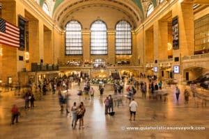 Vestíbulo principal de Grand Central Terminal