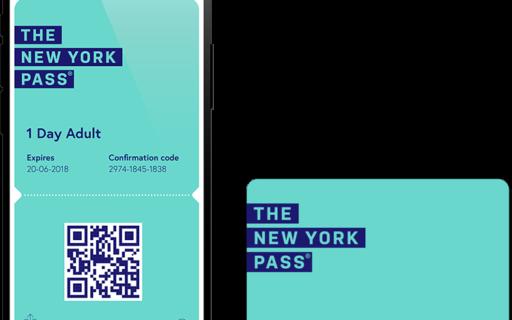 New York Pass en tu tarjeta o móvil