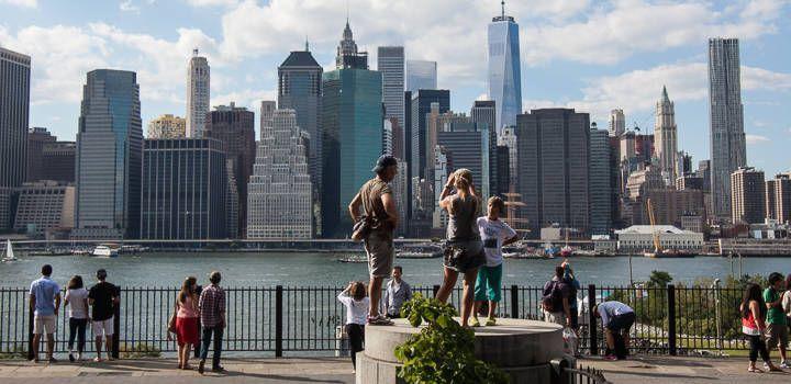 Rutas turísticas por Nueva York