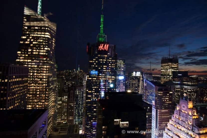 Nueva York desde Bar54
