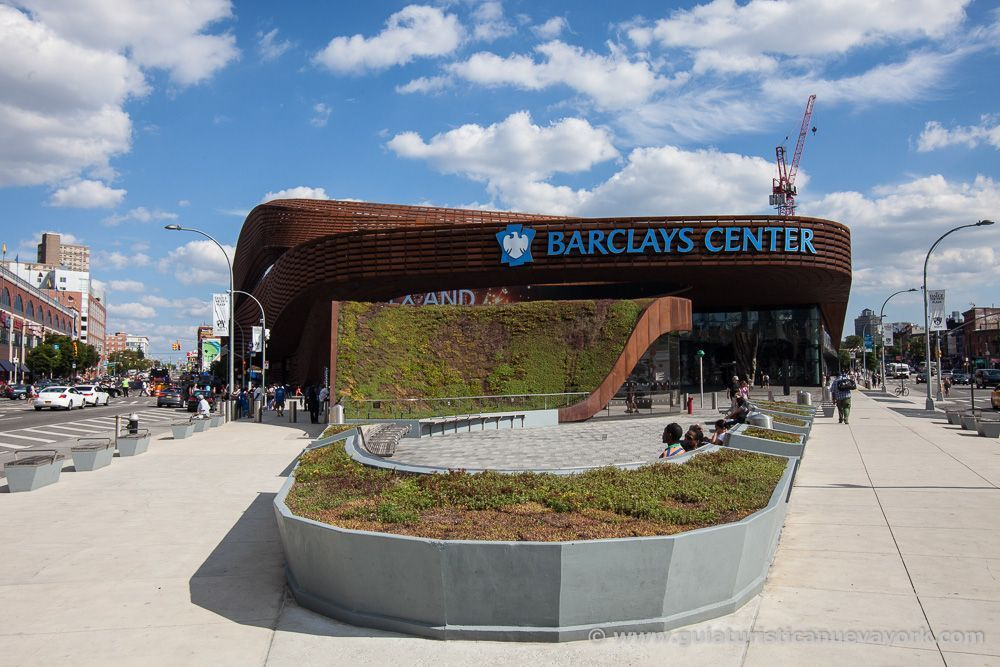Exterior del Barclays Center