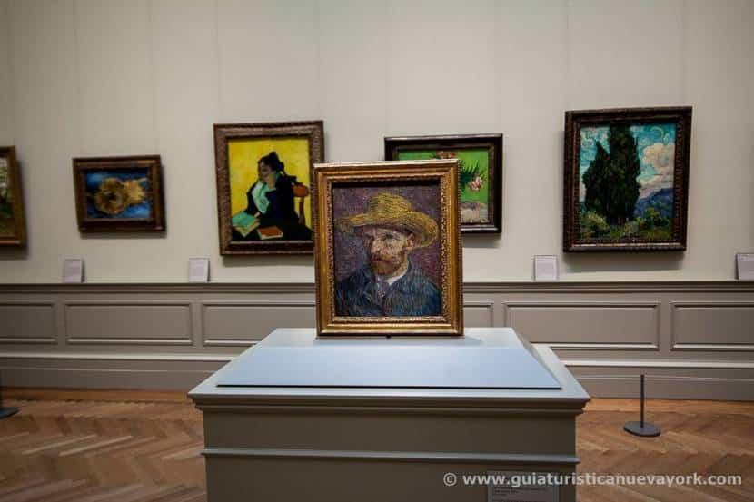 Van Gogh en el Met