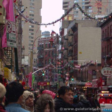 Disfruta del Año Nuevo chino en Nueva York