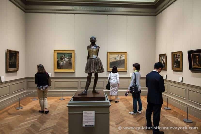 Degas en el Met, una de tus posibles visitas en el Festival de la Milla de los Museos