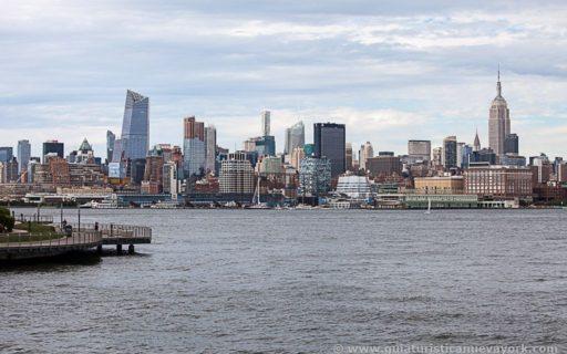 Manhattan desde Hoboken