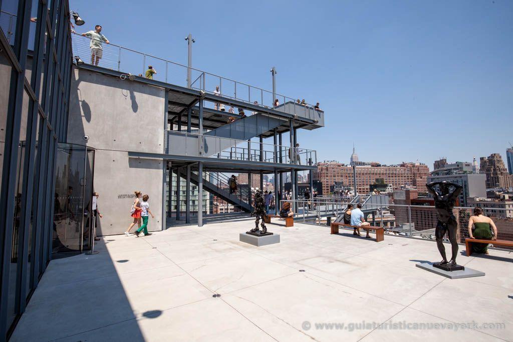 Terrazas del Museo Whitney