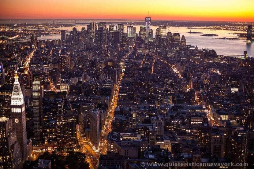 Vista desde el Empire State