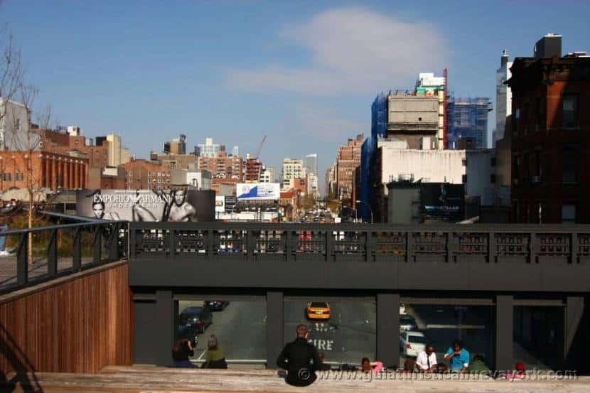 Nueva York desde la High Line