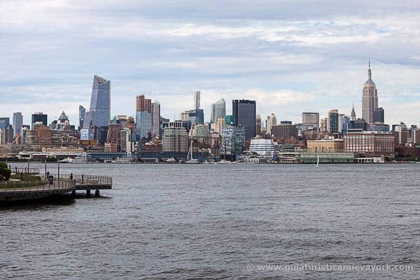 Nueva York visto desde Hoboken