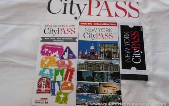 i experiencia con una New York CityPASS