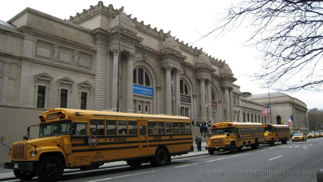 Entrada al Metropolitan Museum