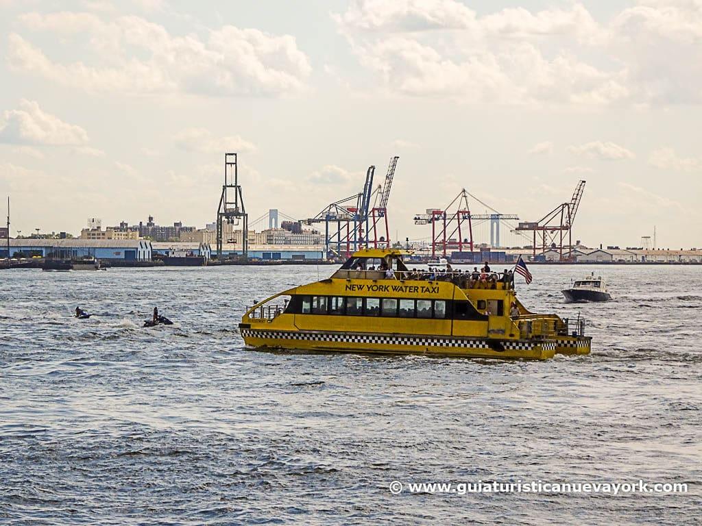 El Water Taxi