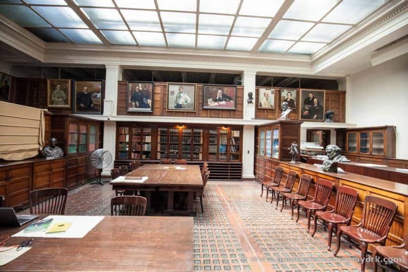 Biblioteca de la Hispanic Society
