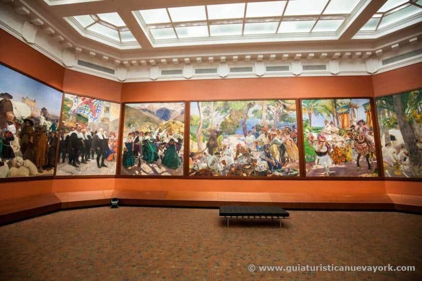 Visión de España, de Sorolla, en la Hispanic Society