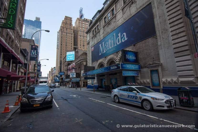 Comprar entradas para musicales en Nueva York