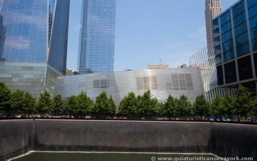 Memorial y Museo del 11 de Septiembre