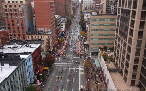 Inscripción a la maratón de Nueva York 2018