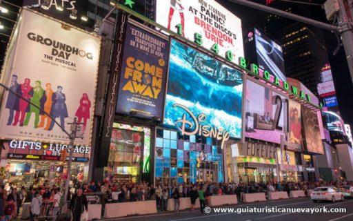Broadway Week 2018