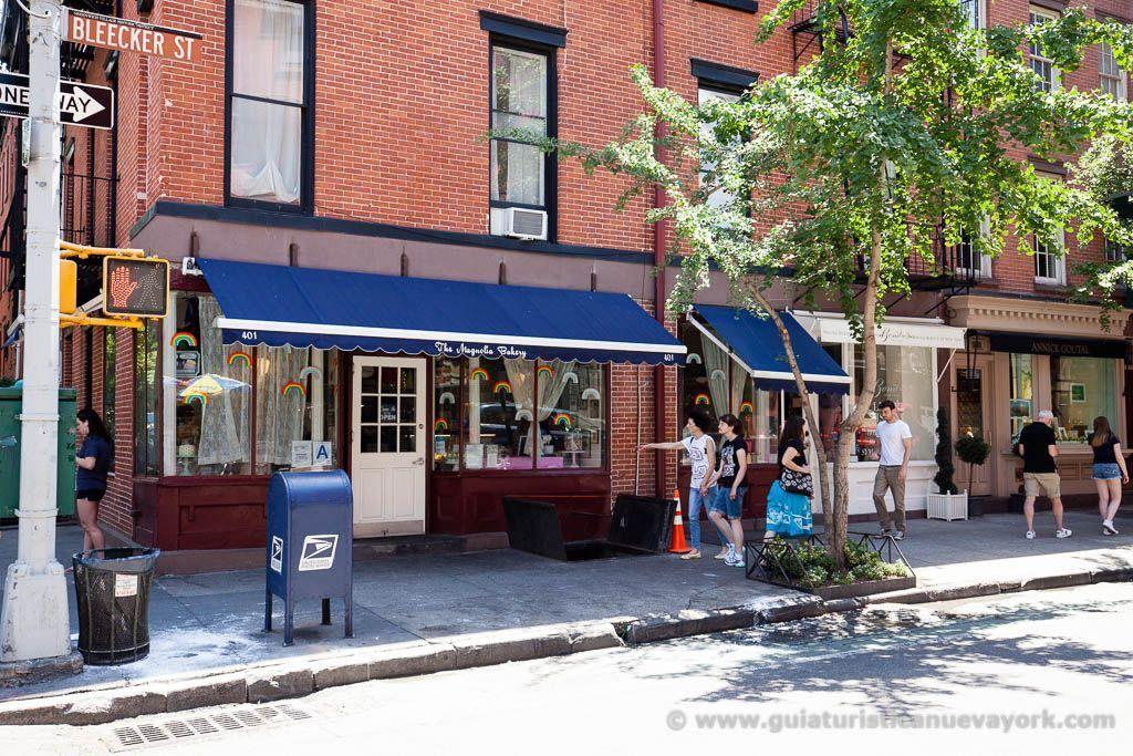 Magnolia Bakery, en Bleecker Street