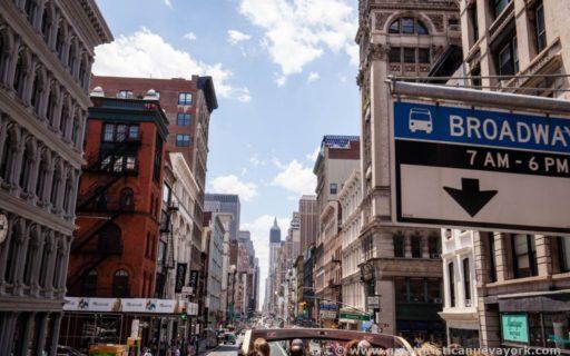 ¿Cómo saber que estás en Nueva York?