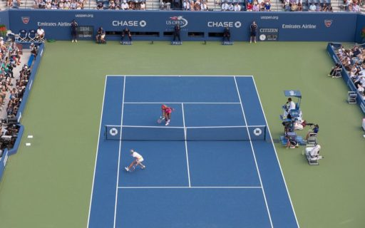Ir a ver el US Open de tenis