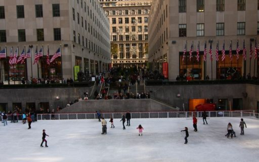 New York Ice Skating Rinks 2019-2020