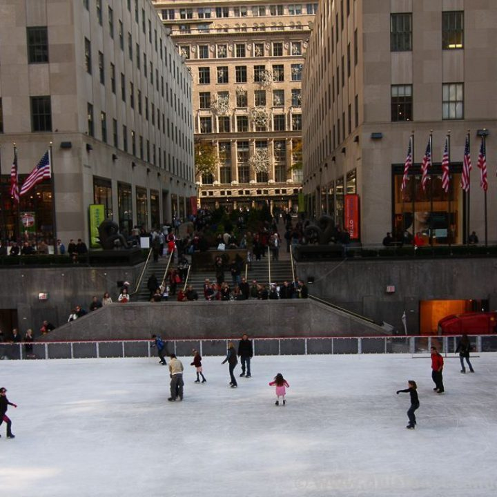 New York Ice Skating Rinks 2020-2021