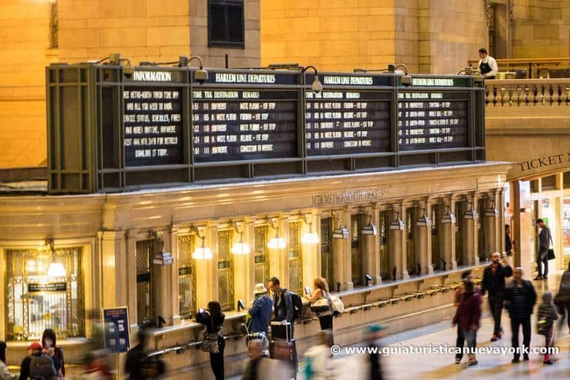 Que ver en Nueva York - Grand Central Terminal