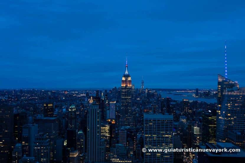 Que ver en Nueva York - Top of the Rock