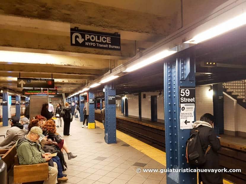 10 consejos para utilizar el metro de Nueva York