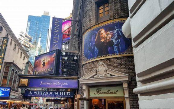 Mi experiencia en los musicales de Broadway: Anastasia