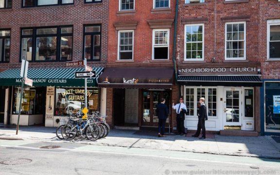Las mejores pizzerías de Nueva York