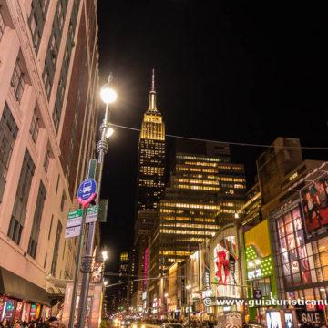 Ir de compras en Nueva York