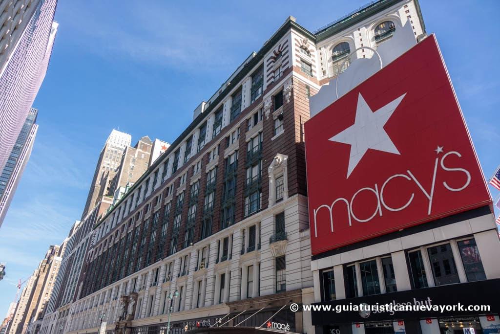 Macy's, en Herald Square