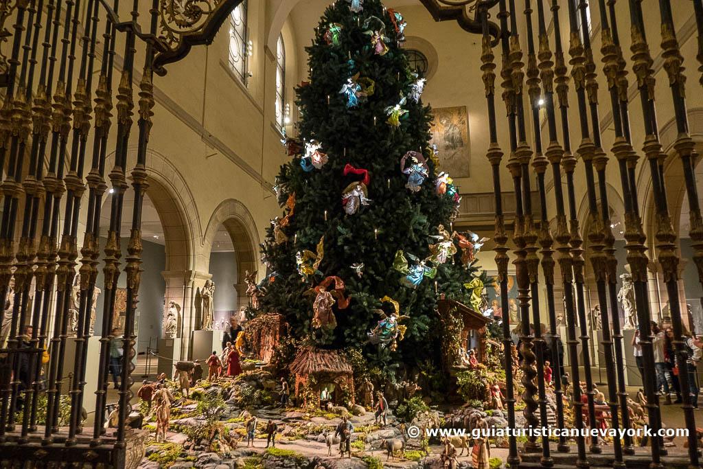 Árbol de Navidad del Met
