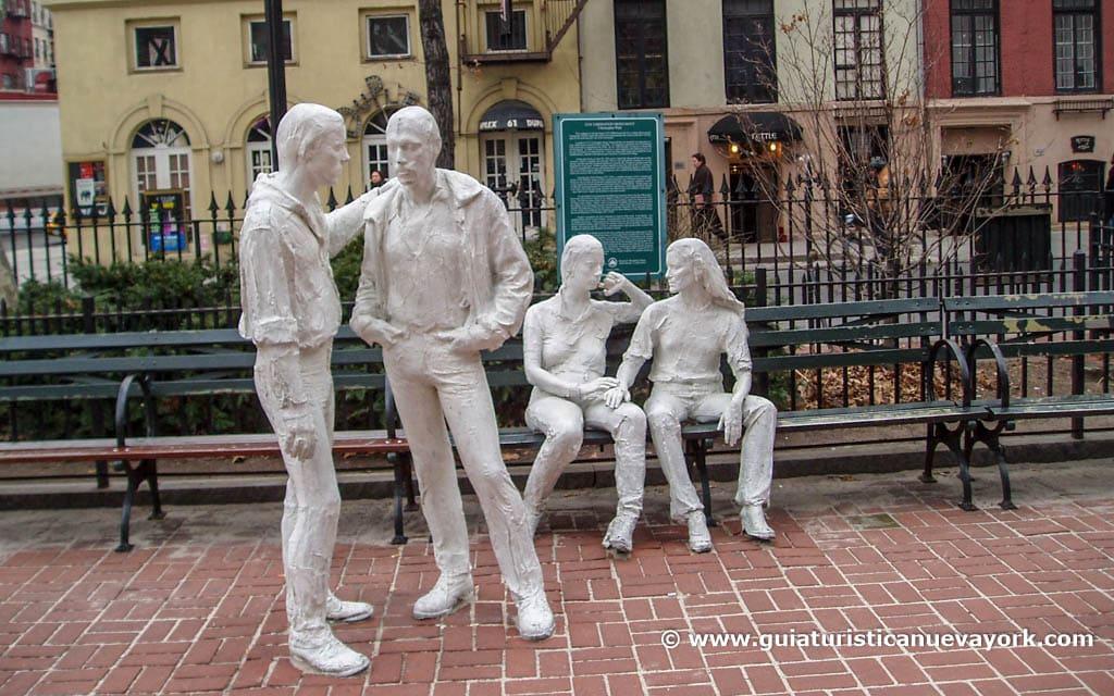 Monumento a la revuelta de Stonewall Inn