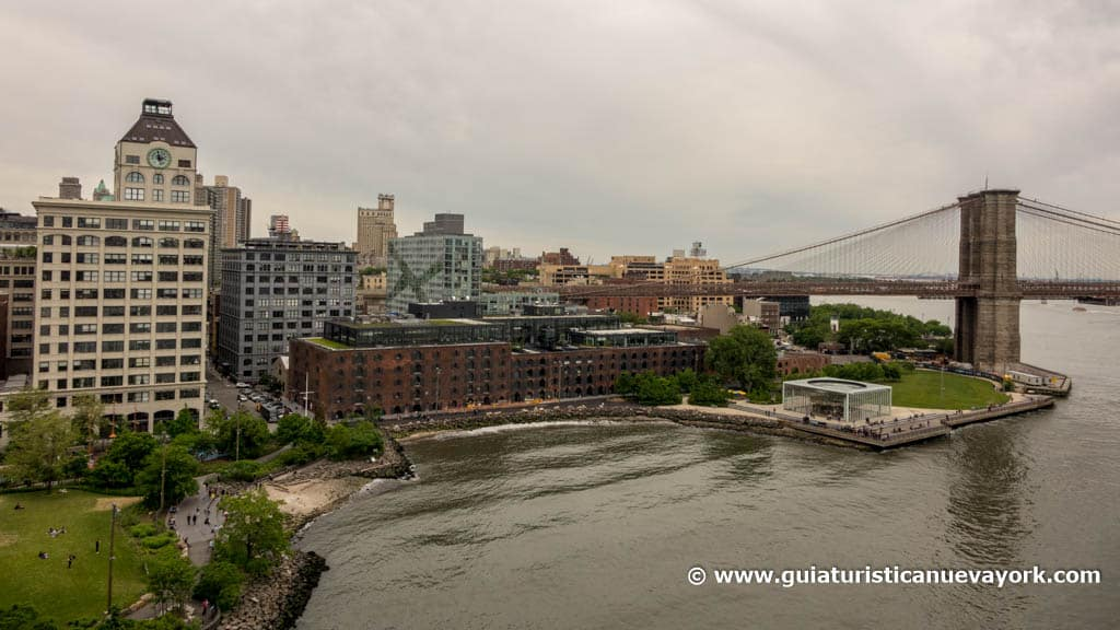 DUMBO desde Manhattan Bridge