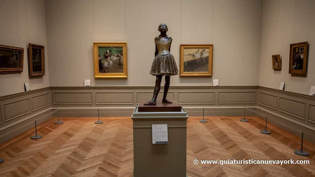 Las bailarinas de Degas